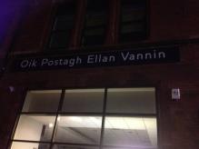 Oik Postagh Ellan Vannin / Swyddfa Bost Ynys Manaw